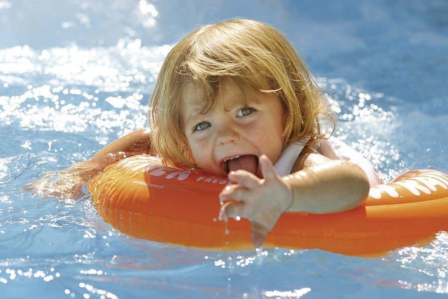 Памятка для родителей по безопасности детей на водных объектах в летний период